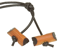 Wood Badge Beads