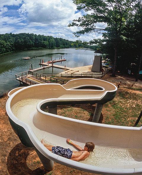 Camp Sequoyah Cool Camp