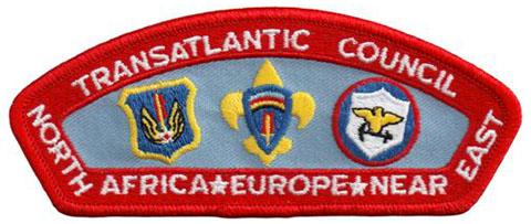 Transatlantic Council Patch