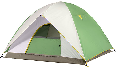 Tent For Wood Badge