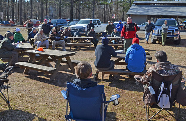 SMLST Class at Vulcan Camporee