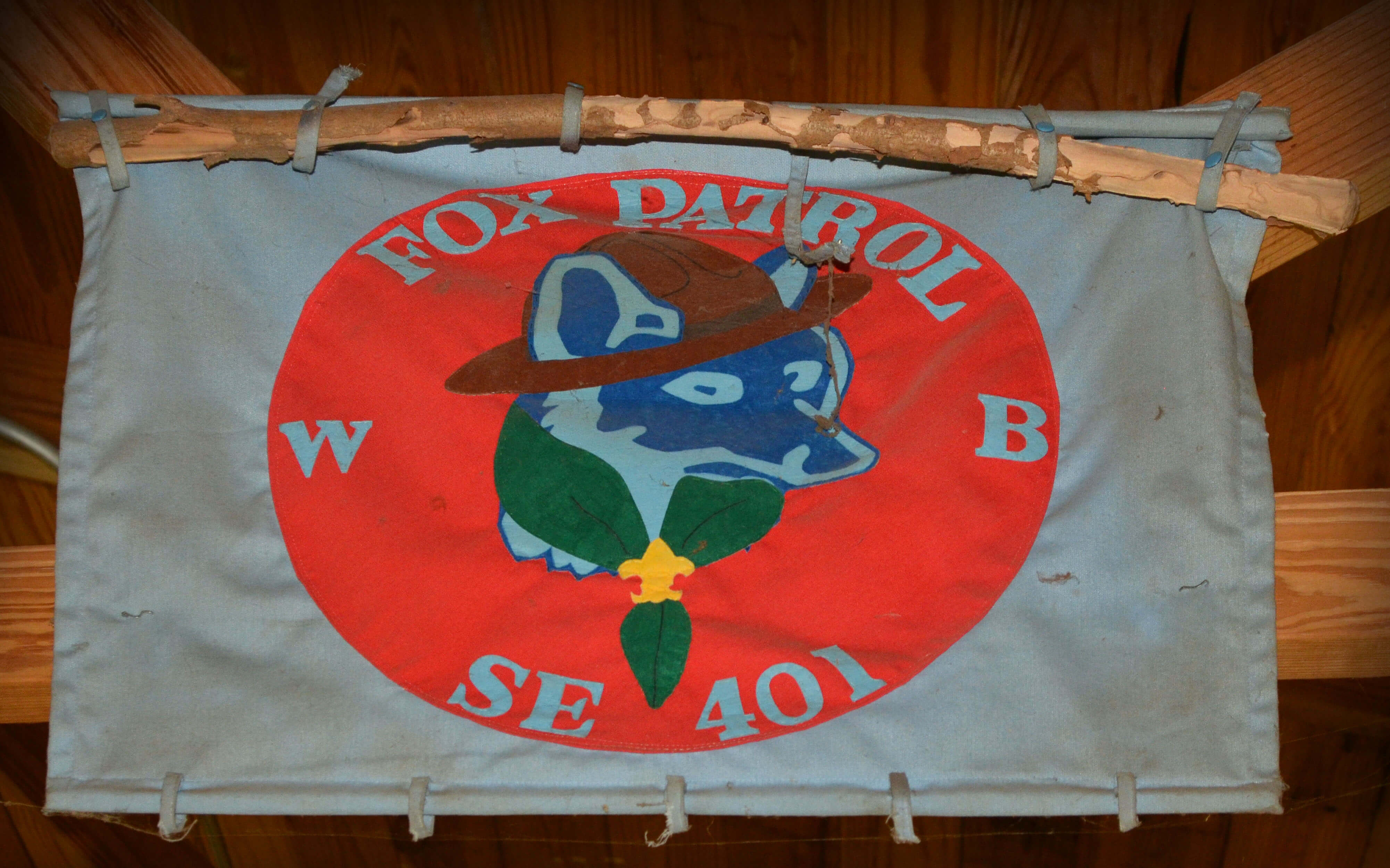 Past Wood Badge Courses